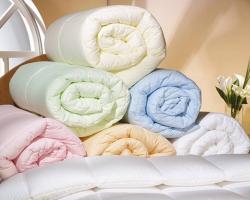 Одеяла холлофайбер