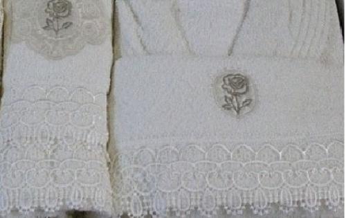 Комплект халатов семейный Софико 8