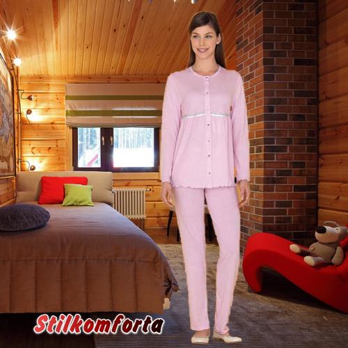 Женская пижама теплая Софи