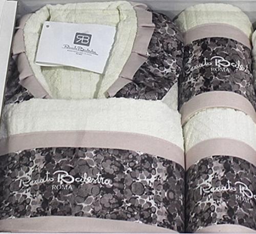 Набор халатов в подарочной коробке Фаин
