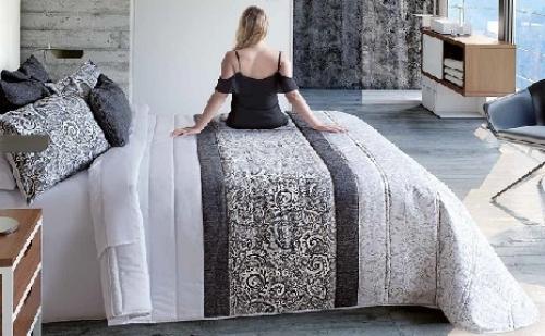 Элитное покрывало на кровать Рин