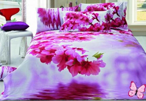 Постельное белье с орхидеями 116