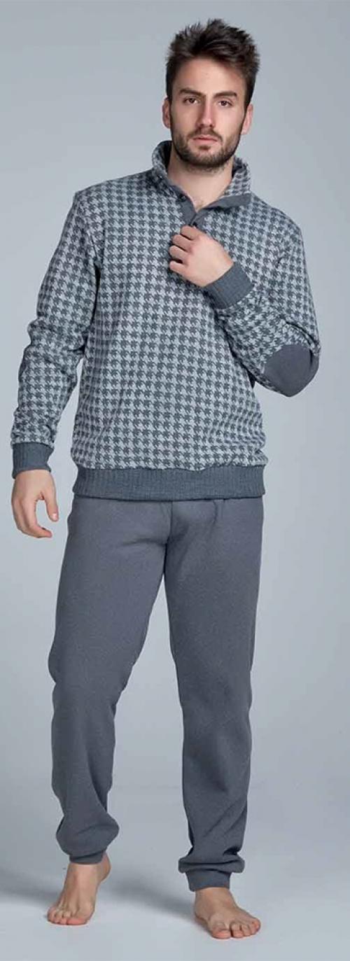 Стильный мужской домашний костюм Миам