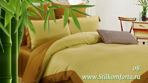 Постельное белье бамбук VBS 008