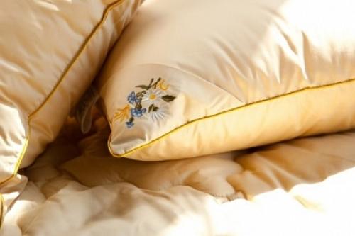 Подушка бамбук Разнотравье