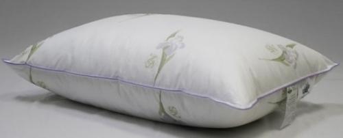 Подушка бамбук Ирисы