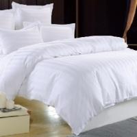 Белое постельное белье сатин О/46