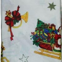 Новогодняя скатерть Застольная 7