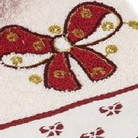 Новогодние полотенца в подарочной коробке Фиоссо