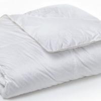 Одеяло серый гусиный пух Афродита