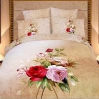 Постельное белье с розами  046