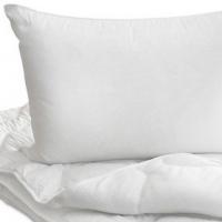 Подушки и одеяло Лебяжий пух Эко