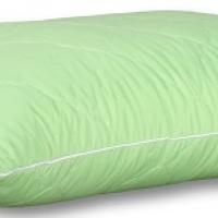 Подушка Бамбук микрофибра