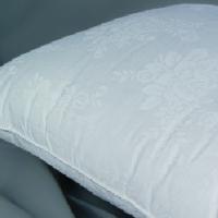 Шелковая подушка с ортопедической вставкой детская