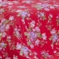 Постельное белье плотный сатин Малина