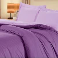 Фиолетовое постельное белье С-11