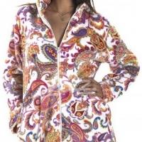 Теплый женский халат Сусиль