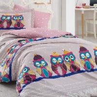 Детское подростковое постельное белье Линдар