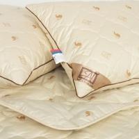 Подушки и одеяло Монгольский верблюд легкое