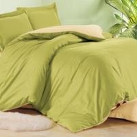 Однотонное постельное белье сатин С-04