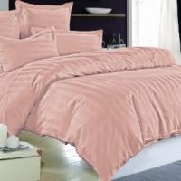 Розовое постельное белье О/49