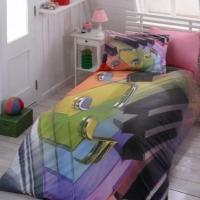 Подростковое постельное белье 3d Мелодия