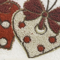 Новогодние полотенца Куори