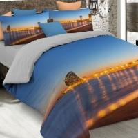 Дизайнерский комплект постельного белья А 021s