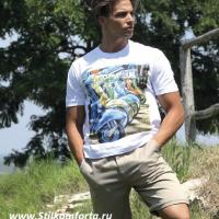 Мужская футболка Евас