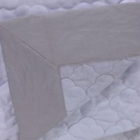 Покрывало сатин 3D V006