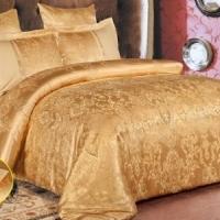 Свадебное постельное белье жаккард  Бажен