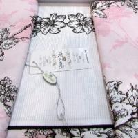 Элитное постельное белье сатин Росс роза