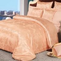Свадебное постельное белье жаккард  Королли