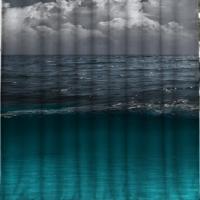 Комплект фотоштор Лунная дорожка