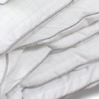 Подушки и одеяло Антистресс карбон