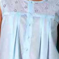 Ночная сорочка из батиста Анреа