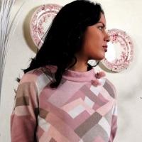Женский теплый костюм для дома Кладинио