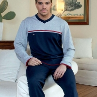 Мужская домашняя одежда пижама Форт