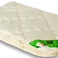 Детский комплект Овечка для кроватки одеяло и 2 подушки