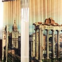 Фотошторы с печатью 3d Акрополь