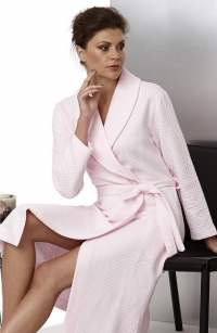 Элитный женский халат Надин