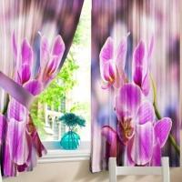 Комплект шторы и скатерть Грезы