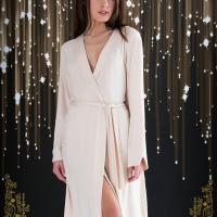 Женский халат модал Ангелия