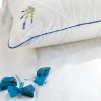 Подушка  Лаванда бамбук антистресс