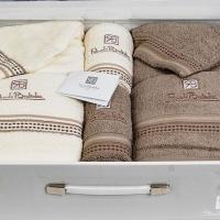 Набор халатов в подарочной коробке Роби