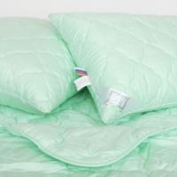 Подушки и одеяло Бамбук