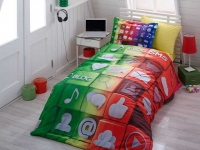 Подростковое постельное белье 3d Твитс