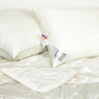 Подушки и одеяло пух горных кашемировых коз