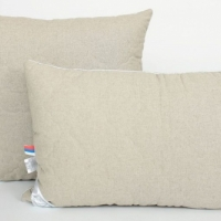 Подушки и одеяло Лен
