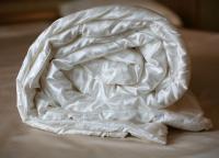 Одеяло облегченное шелк